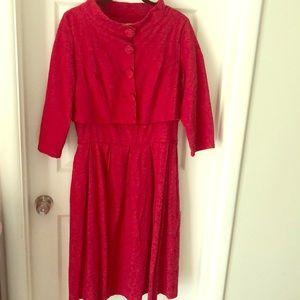 Lindy Bop Red Dress